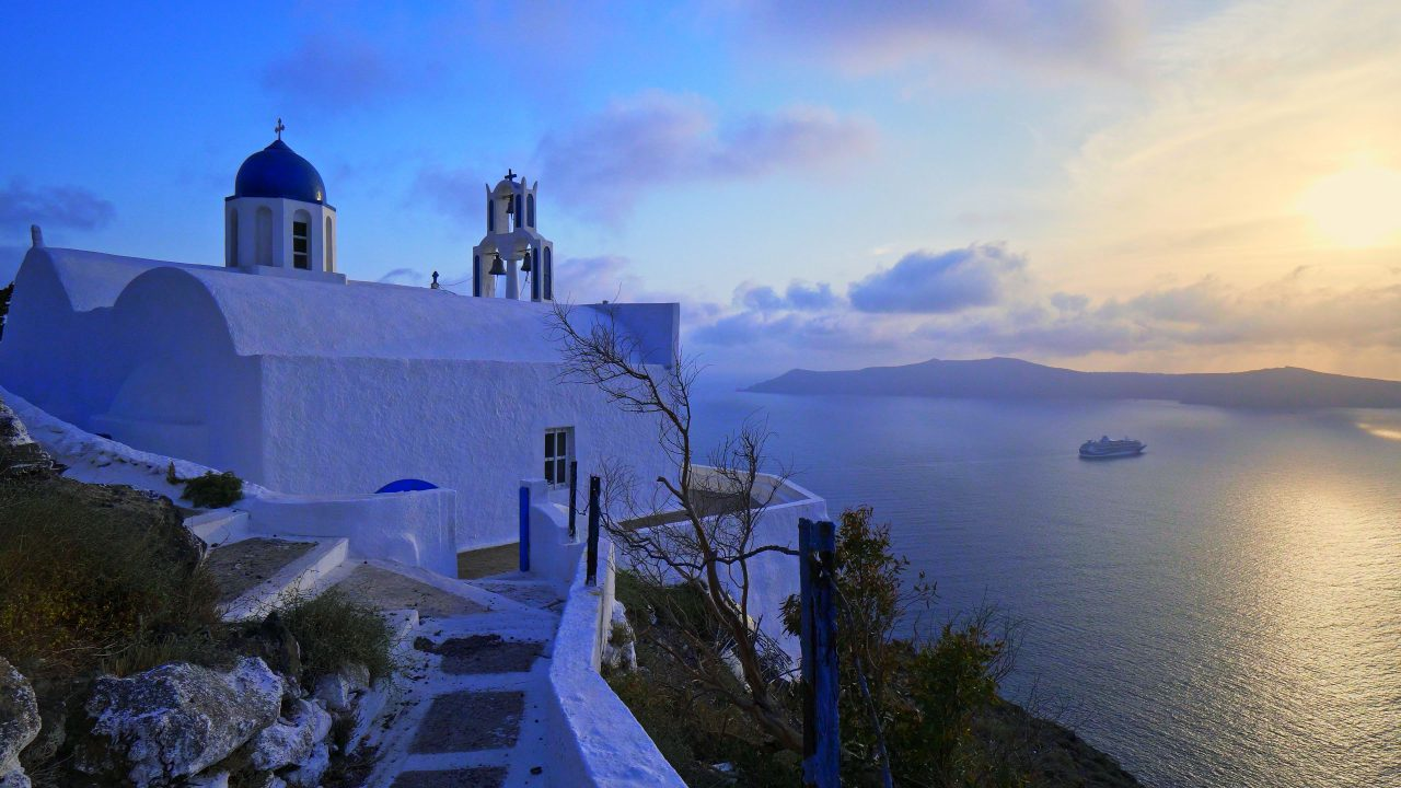 Video - Santorini, Greece